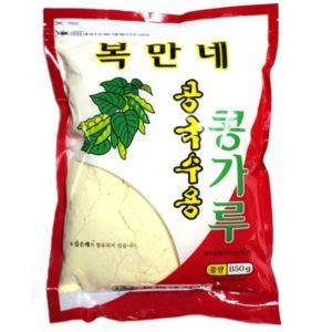 복만네 콩가루
